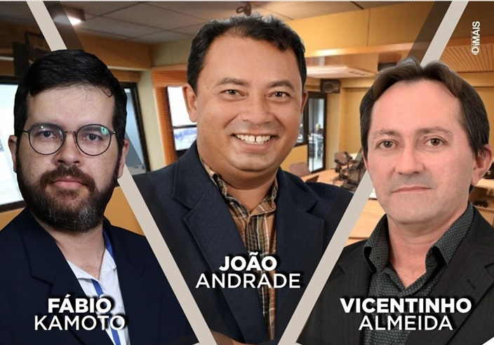 02032020 trio - Balanço Geral estreia novo formato nesta segunda-feira (02) na Max Correio FM 91,3