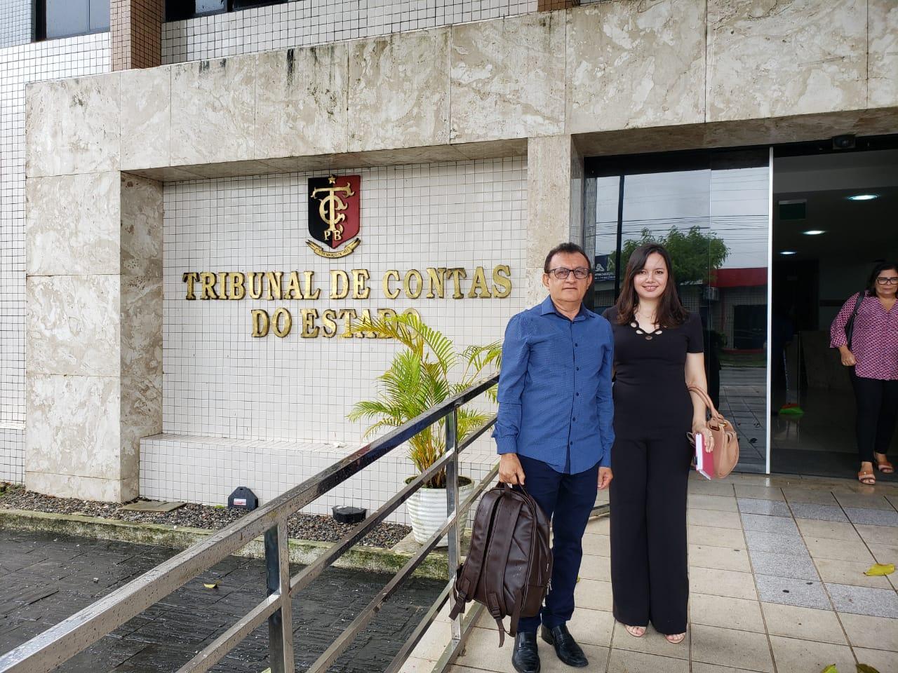 05072019 geraldinho - É TETRA: TCE aprova por unanimidade contas de 2016 da câmara municipal de Poço José de Moura e presidente comemora pela quarta vez