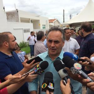 """06052019 cartaxonovo - Questionado sobre a Operação Calvário Cartaxo dispara, """"Deixa o Gaeco trabalhar"""""""