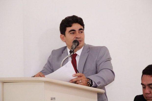 06052019 vereadorCONDE - Na Paraíba : Vereador do PT é preso por corrupção, lavagem de dinheiro e peculato; VEJA VÍDEO