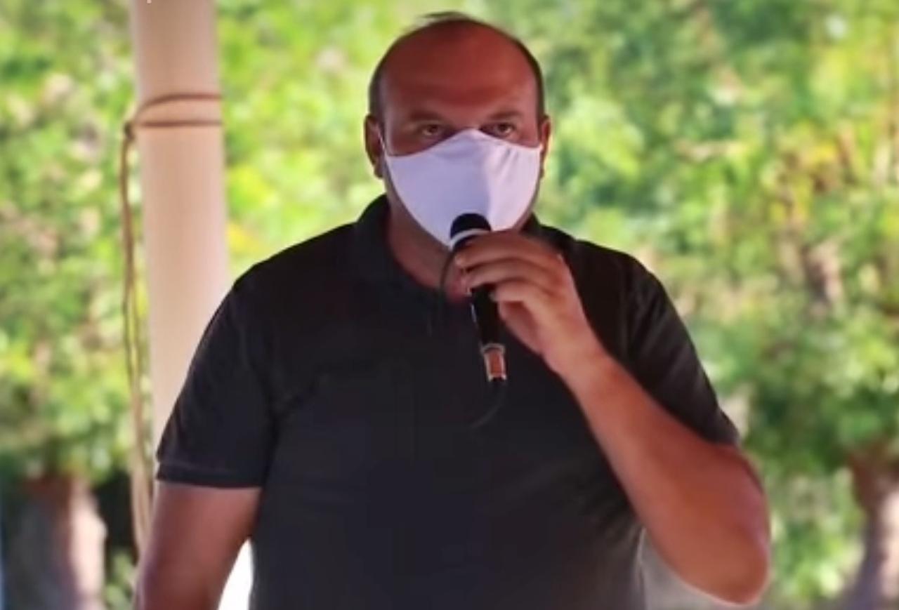 06072020 marquinhoscapa Easy Resize.com - CAJAZEIRAS: Pré-candidato a prefeito Marquinhos Campos reúne pré-candidatos a vereadores pelo PSB e PSC; VEJA