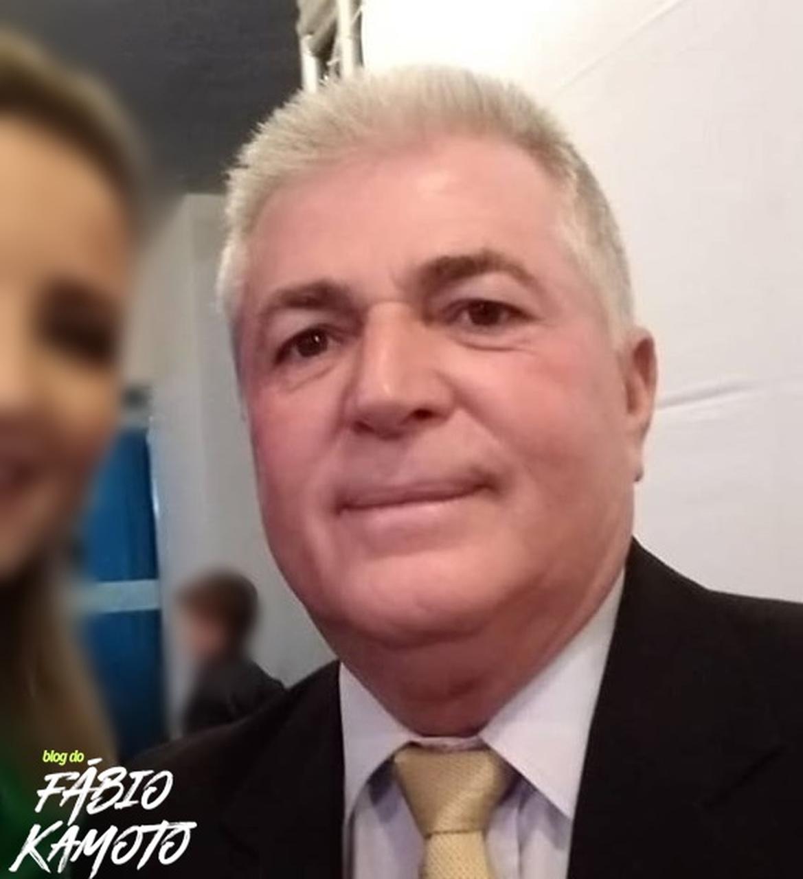 06082020 GERALDINHO Easy Resize.com - POMBAL DE LUTO: Morre aos 63 anos o ex-vice-prefeito, Dr. Geraldinho, vítima de Covid-19