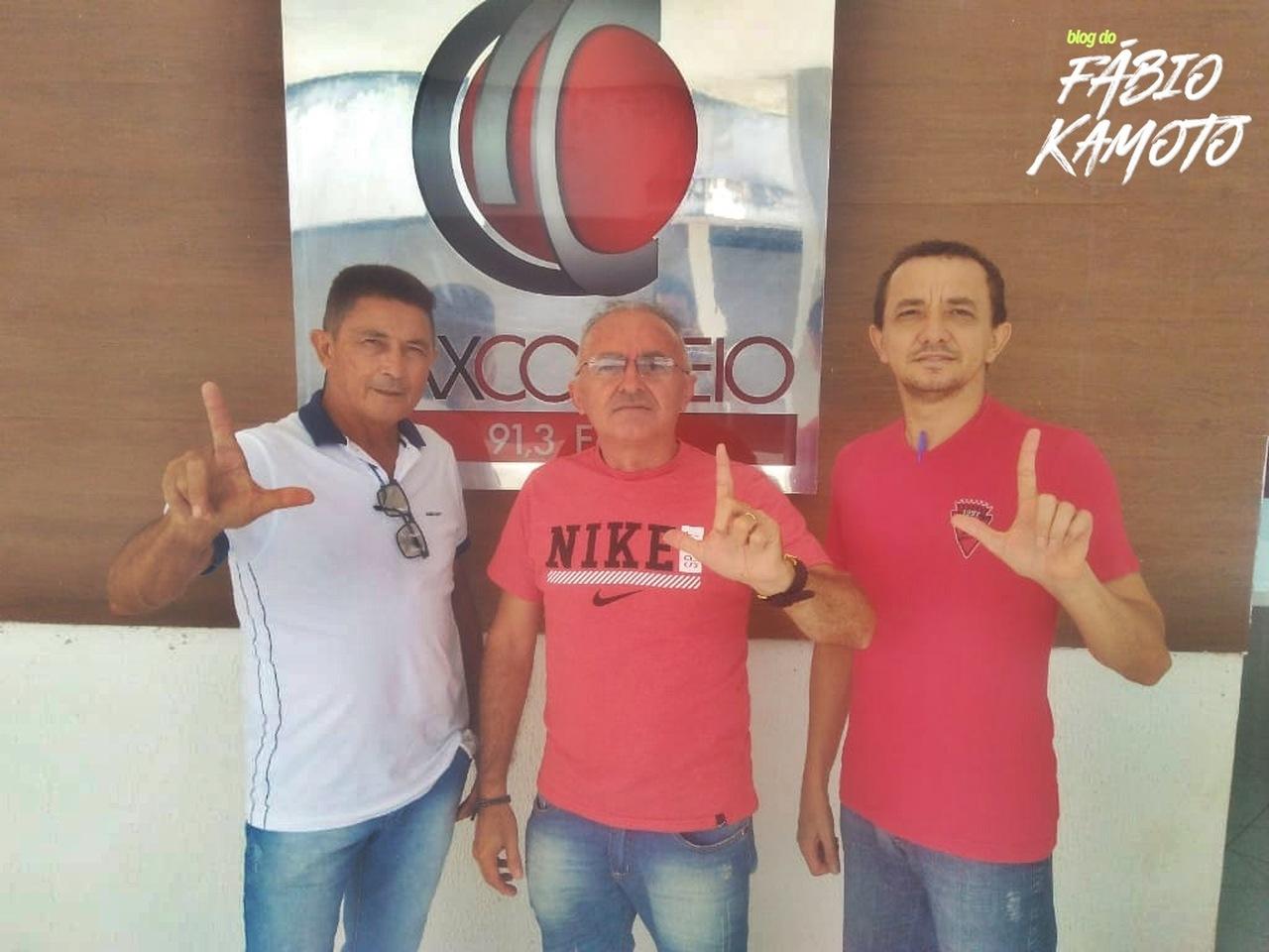 12062020 ADESAOSD Easy Resize.com - É ARROCHO: Ex-vice-prefeito de São Domingos declara apoio ao projeto político de Leonardo de Dedé a prefeito; VEJA.