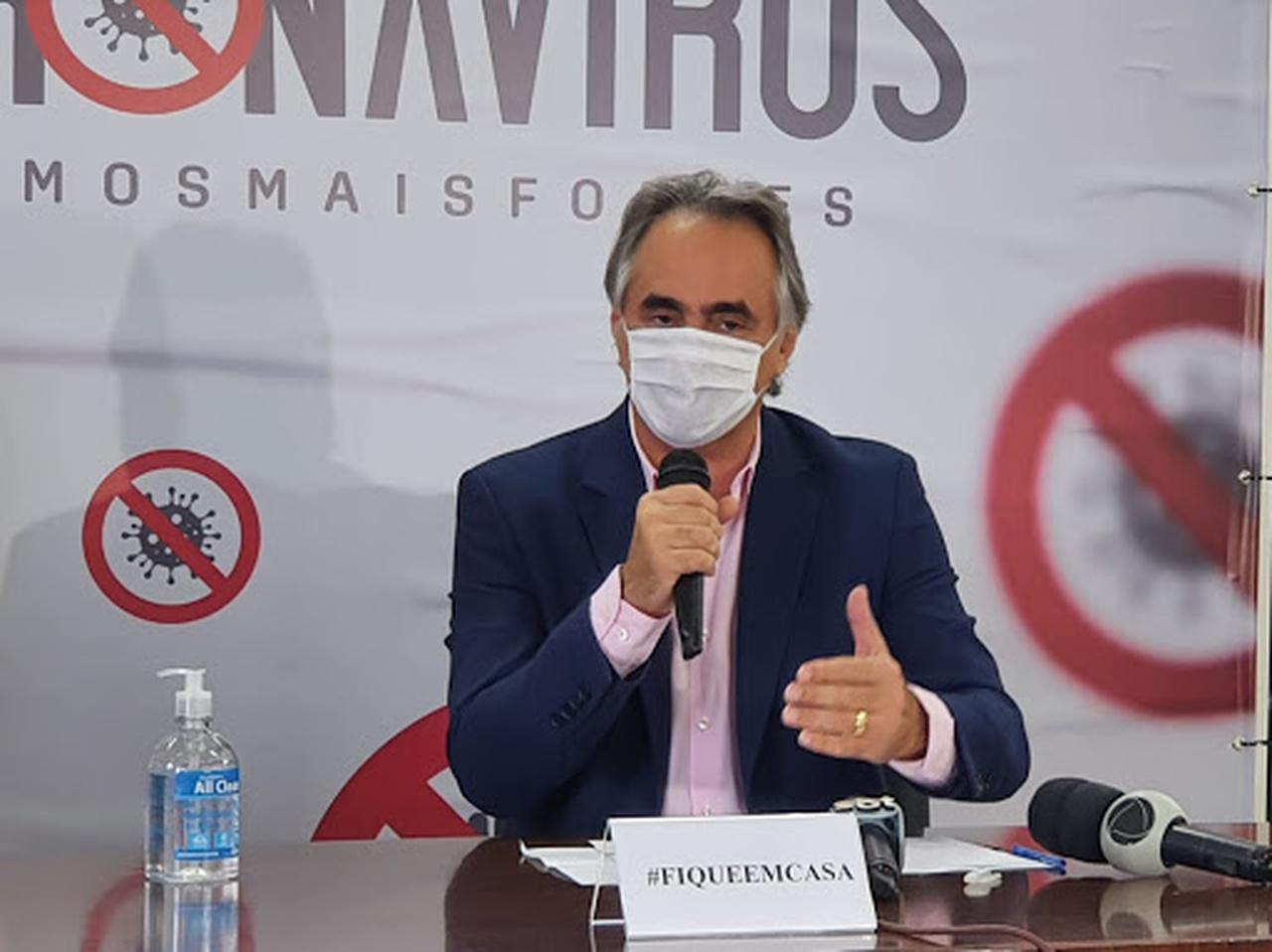 17072020 cartaxos 1 Easy Resize.com - JOÃO PESSOA: Luciano Cartaxo anuncia protocolos para a retomada das feiras livres com cronograma de ação de prevenção à saúde com feirantes