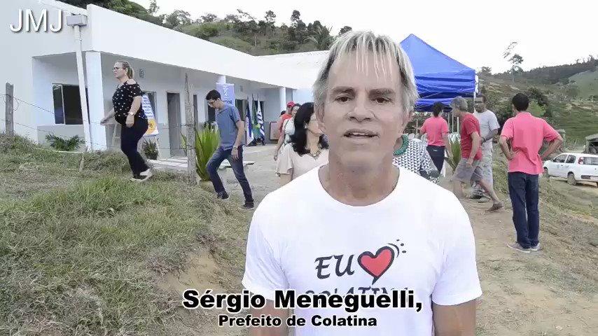 20052019 prefeitomelhor - Melhor prefeito do Brasil inaugura escola rural com dinheiro do carnaval