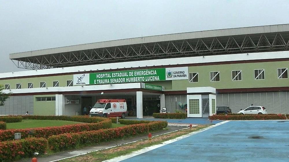 25062019 hospital de trauma de joao pessoa - Ministério da Justiça reconhece que Cruz Vermelha não tem qualificação para atuar como Organização Social