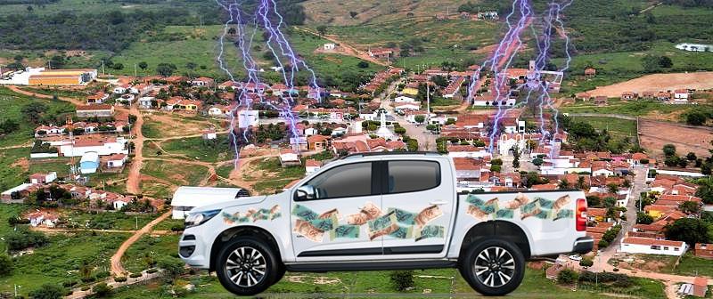25072019 joca - É ROJÃO: Locação de Carro custa mais de R$ 7 mil por mês na Prefeitura de Joca Claudino; VEJA