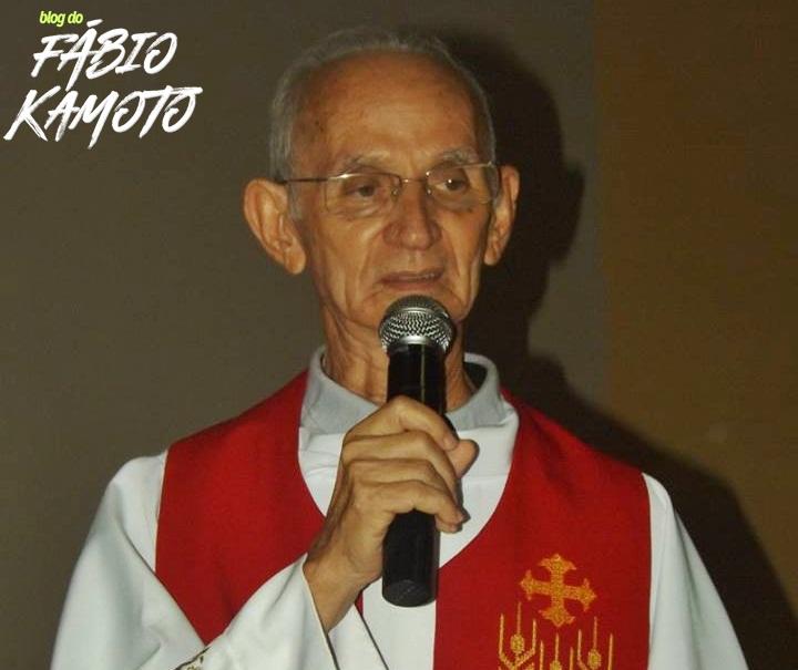 25072019 pemangueira - Em Sousa: Padre José Mangueira completa 85 anos e recebe homenagem de fiéis e amigos.