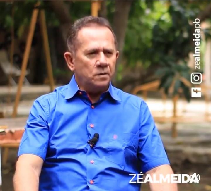 27052020 ze - Poço Dantas: Pré-candidato a prefeito Zé Almeida publica 'Carta Aberta' aos poçodantenses