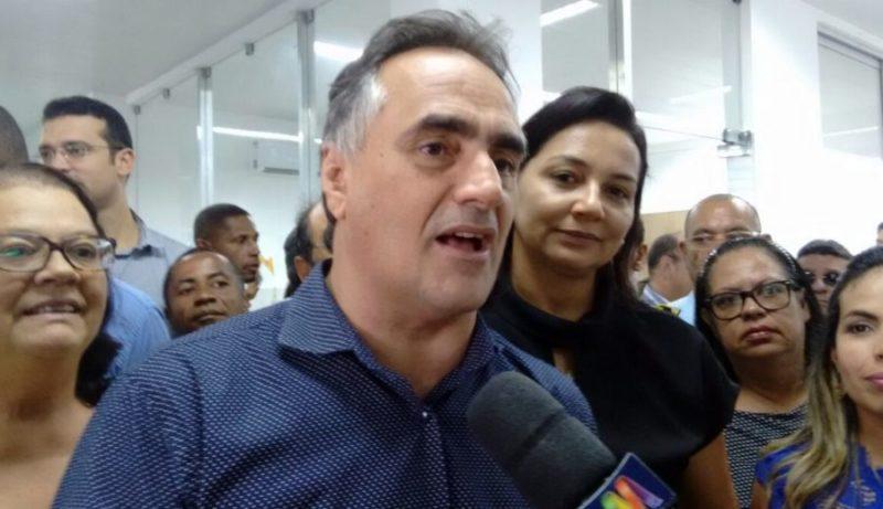 28052019 Luciano Cartaxo  - Prefeito de João Pessoa emite nota de pesar e lembra do carisma do cantor Gabriel Diniz