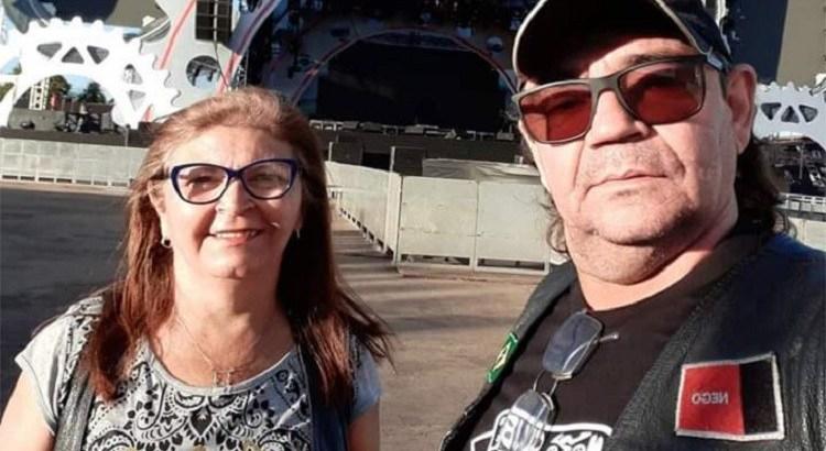 30072019 AiltonLocadora - Casal sousense morrem em grave acidente no estado do Tocantins
