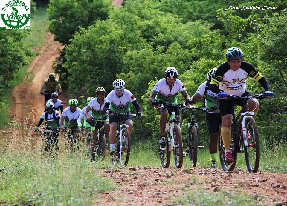 31032020 ecopedal1 - EM APARECIDA: Praticantes do ciclismo realizam o 2ª Eco Pedal com desempenho e Organização; VEJA