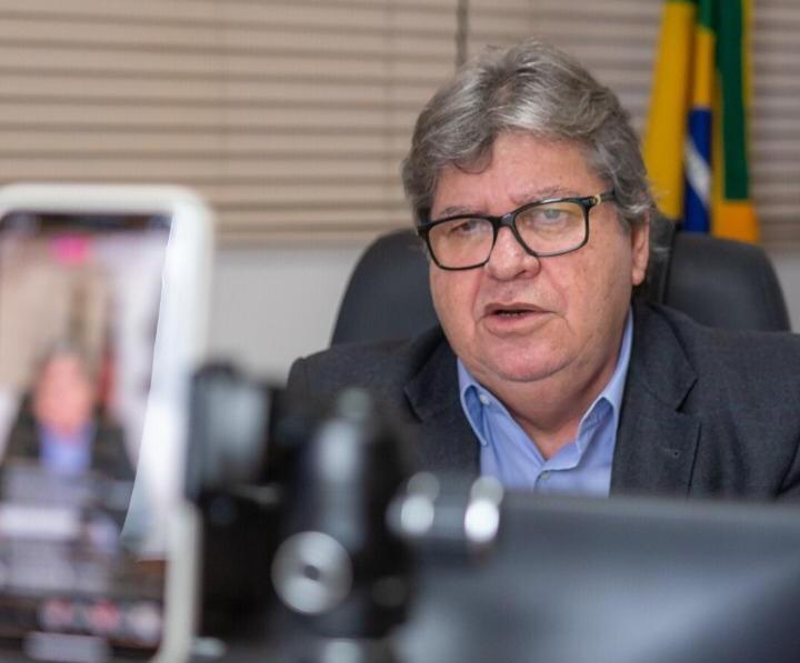 31052020 joao1 - João Azevêdo apresenta plano de retomada da atividade econômica na Paraíba