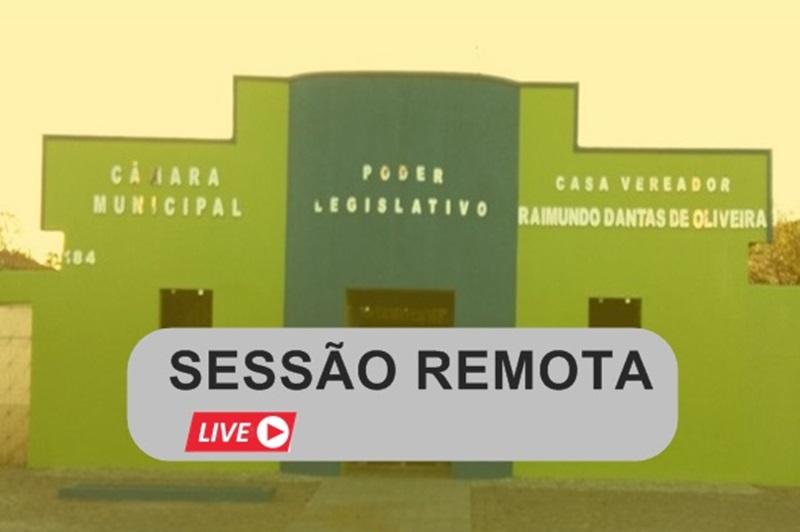 31052020 poco - Poço de José de Moura: Câmara Municipal realiza sessão remota histórica na retomada dos trabalhos legislativos; CONFIRA