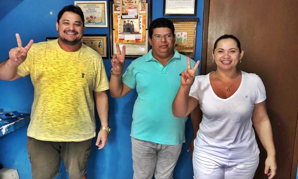 31052020 wc - DE VOLTA: Após desistência de Jordhanna, Wellington Carlos volta atrás e admite ser pré-candidato a prefeito de Joca Claudino