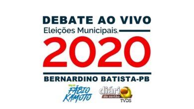 BB 1 390x220 - AO VIVO : Assista aqui ao debate entre os candidatos a prefeito de Bernardino Batista