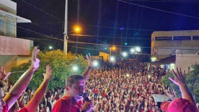 Kerginaldo 1 390x220 - PARANÁ-RN: Candidato a prefeito Dr. Kerginaldo inaugura comitês e realiza grande comício com a presença de várias lideranças; VEJA.