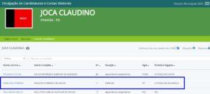 RINALDO2 300x134 - Eleições 2020: deferido o primeiro pedido de registro de candidatura a prefeito em Joca Claudino, Sertão da PB.