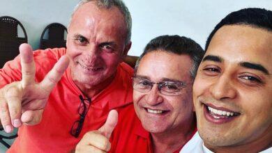 """Raimundonova 390x220 - """"Sou Ficha Limpa """", comemora Dr. Raimundo Antunes após deferimento de sua candidatura a prefeito de Santa Cruz no TSE; VEJA"""