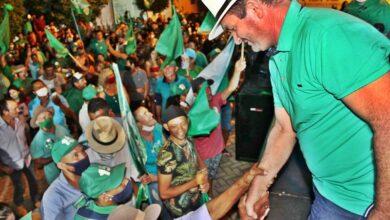 celio3 390x220 - Eleições 2020: Após carreata e comício promovida pelo grupo do prefeito Célio Pinicapau casos do novo coronavírus aumentam na cidade de Venha Ver-RN