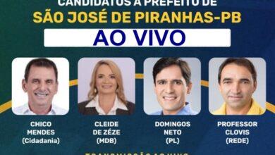 DEBATE SJP 390x220 - AO VIVO : Assista aqui ao debate entre os candidatos a prefeito de São José de Piranhas