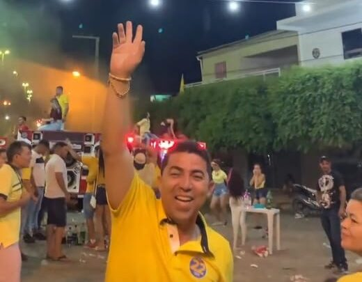 tie empty - ACABOU O REINADO: Prefeito de Venha Ver sofre derrota e Dr. Cleiton se elege com mais de 200 votos de maioria; VEJA