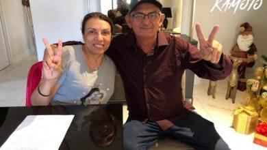 Damiao 390x220 - Deputada Cida Ramos tem encontro com presidente da Câmara de Aparecida Damião de dona Rita em João Pessoa