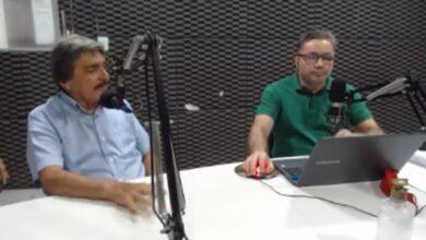 gilvandross 390x220 - Prefeito sousense eleito em Belo Jardim-PE, Gilvandro Estrela presta entrevista a imprensa de Sousa para agradecer votação recebida.