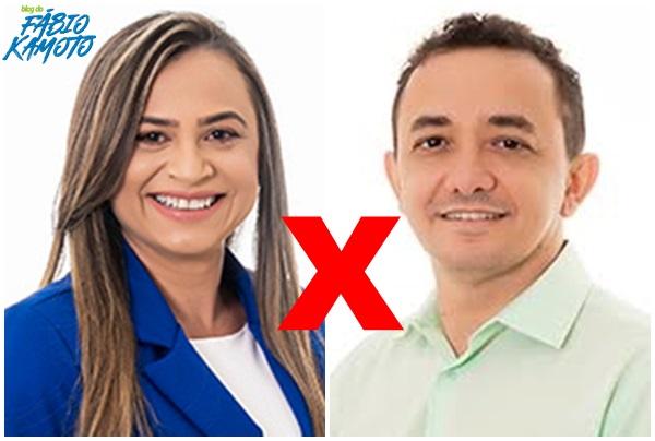 pageSD - Com disputa acirrada, São Domingos, na região de Pombal, registra a menor diferença de votos entre candidatos a prefeito no sertão; VEJA.