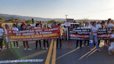 JOCA CLAUDINO 390x220 - 03 MESES EM ATRASO: Sindicato dos servidores prepara grande protesto nesta quarta em Joca Claudino