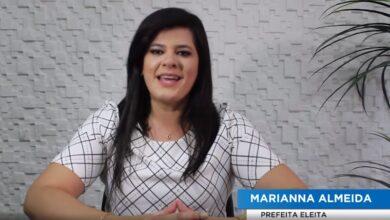 Marianna 390x220 - NO RN: Prefeita eleita de Pau dos Ferros, Marianna Almeida, cancela festa da posse em razão da pandemia da covid-19