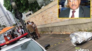 espedito leite 390x220 - VIOLÊNCIA SEM FIM : Ex-prefeito de Bayeux, Expedito Pereira, é assassinado em João Pessoa