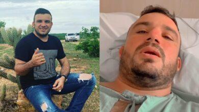 jr vianna 390x220 - Após ter 75% dos pulmões comprometidos, Júnior Vianna vence a COVID-19, recebe alta hospitalar e se recupera em casa.