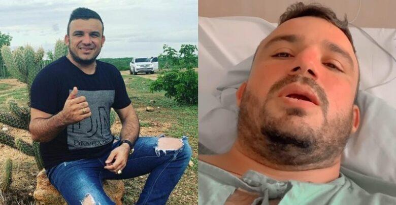 jr vianna 780x405 - Após ter 75% dos pulmões comprometidos, Júnior Vianna vence a COVID-19, recebe alta hospitalar e se recupera em casa.