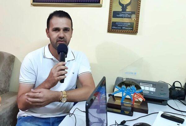 ALDO 600x405 - EITA: Novo prefeito de Bernardino Batista publica edital de licitação e pretende adquirir e consumir 120 mil litros de combustíveis; VEJA