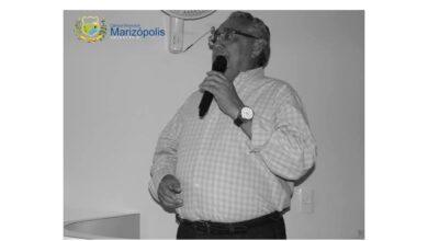DR RICELIO 390x220 - Presidente da Câmara de Marizópolis emite nota de pesar pelo falecimento do médico Dr. Ricélio Oliviera.
