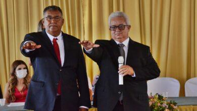 TUTUTA POSSE 390x220 - NO RN: Carlos Augusto ''Tututa'' e Rildo Ferreira tomam posse como prefeito e vice de Luís Gomes