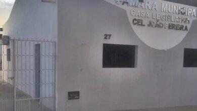 camara nazarezinho frente 390x220 - MUDANÇA : Câmara de Nazarezinho suspende retorno das sessões presenciais e anuncia sessão de forma remota para a próxima sexta-feira (05)