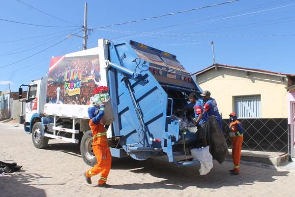 lixouna - Com licitação ''salgada'', prefeitura de Uiraúna pretende gastar mais R$ 70 mil por mês com contratação de empresa de lixo; VEJA