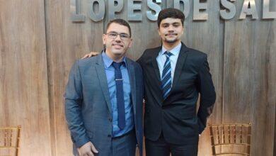 lucas e miguel 390x220 - SEM SURPRESAS: Vereadores Vinícius Gomes e Miguel Neto são eleitos presidentes da Câmara Municipal de Marizópolis para os biênios 2021-2022 / 2023-2024
