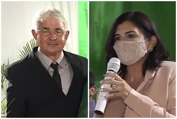 pagevereadoresMJ - Por unanimidade, Idalgo Júnior e Damiana são eleitos presidentes da Câmara Municipal de Major Sales/RN para os próximos dois biênios.