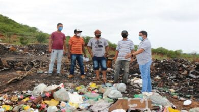 JOCA1 390x220 - Prefeitura de Joca Claudino desativa lixão e passa a transportar o lixo para local adequado fora do município.
