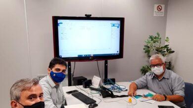 LG1 390x220 - Prefeito de Luís Gomes (RN) se reúne com gerência da Caixa Econômica Federal em Natal
