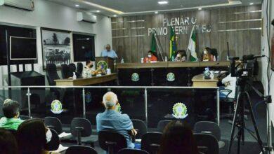 camara LG 390x220 - NO RN : Câmara de Luís Gomes retorna trabalhos após recesso e realiza a primeira sessão de 2021 com a presença do prefeito; VEJA