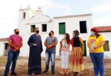 cultura aparecida 220x150 - Filho do escritor Ariano Suassuna grava curta-metragem na Fazenda Acauã, se encontra com o prefeito João Neto, e falam da abertura do Museu Armorial em homenagem a seu pai.