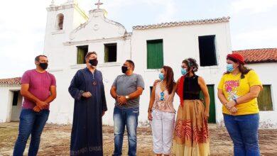 cultura aparecida 390x220 - Filho do escritor Ariano Suassuna grava curta-metragem na Fazenda Acauã, se encontra com o prefeito João Neto, e falam da abertura do Museu Armorial em homenagem a seu pai.