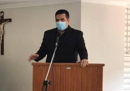 john nova - Presidente da Câmara solicita reforço de rondas da PM na zona rural de Santa Cruz