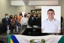 vereador novo 220x150 - Após morte de vereador, suplente eleito com 108 votos assumirá vaga em Venha-Ver, RN.