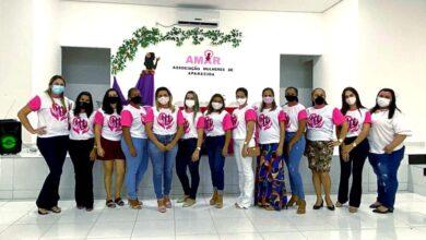 AMAR APARECIDA 390x220 - A FORÇA DA MULHER : Associação em defesa de políticas públicas e ações essenciais para as mulheres, é criada na cidade de Aparecida.