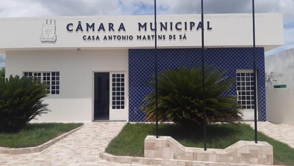 Camara Sao Domingos 2 - Câmara aprova reajuste no salário dos Agentes Comunitários de Saúde de São Domingos